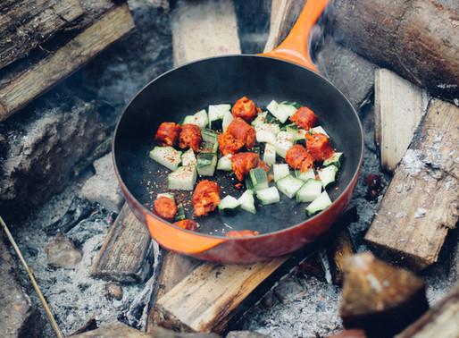 SUMMER GAMES // 3 - Vocabulaire spécial camping : La cuisine au camping #2