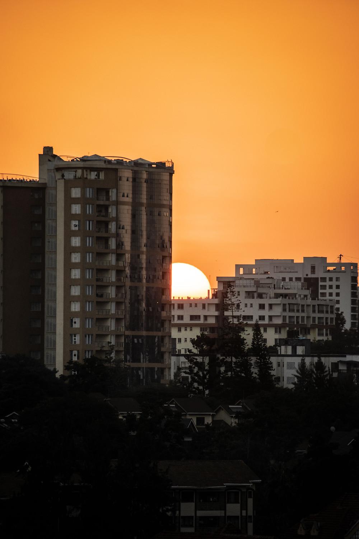 ville, Nairobi