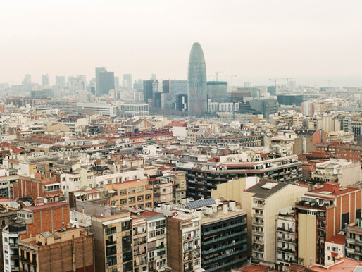 Los 5 edificios más altos de Barcelona