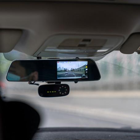 Een extra ooggetuige in de auto: de dashcam