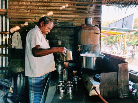 Not Chai Tea, Not Chai Tea Latte - Just Chai (aka Indian tea)