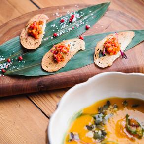 Indonesisk Reke - suppe!