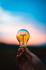 Our brains could power a lightbulb