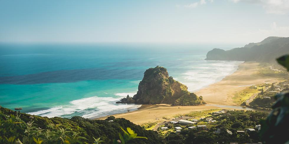 PIHA & MURIWAI BEACH TRIP