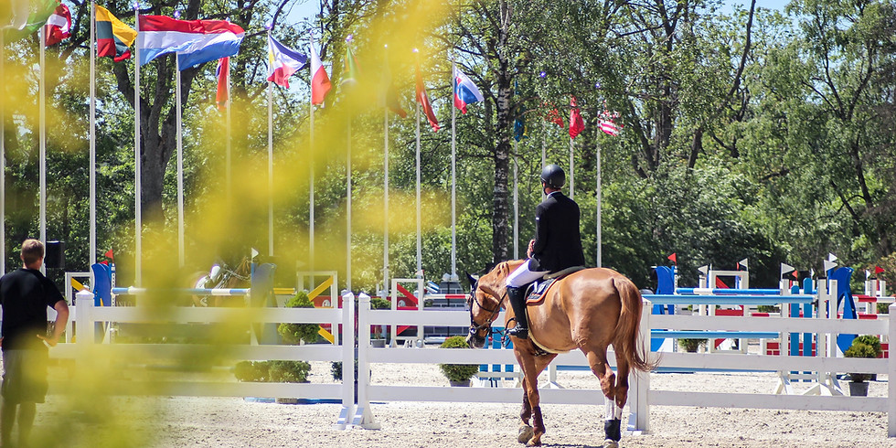 Friday 6th August Unaffiliated Showjumping