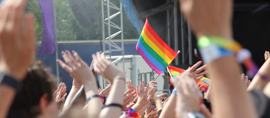 LGBT Center Celebrates Pride Month