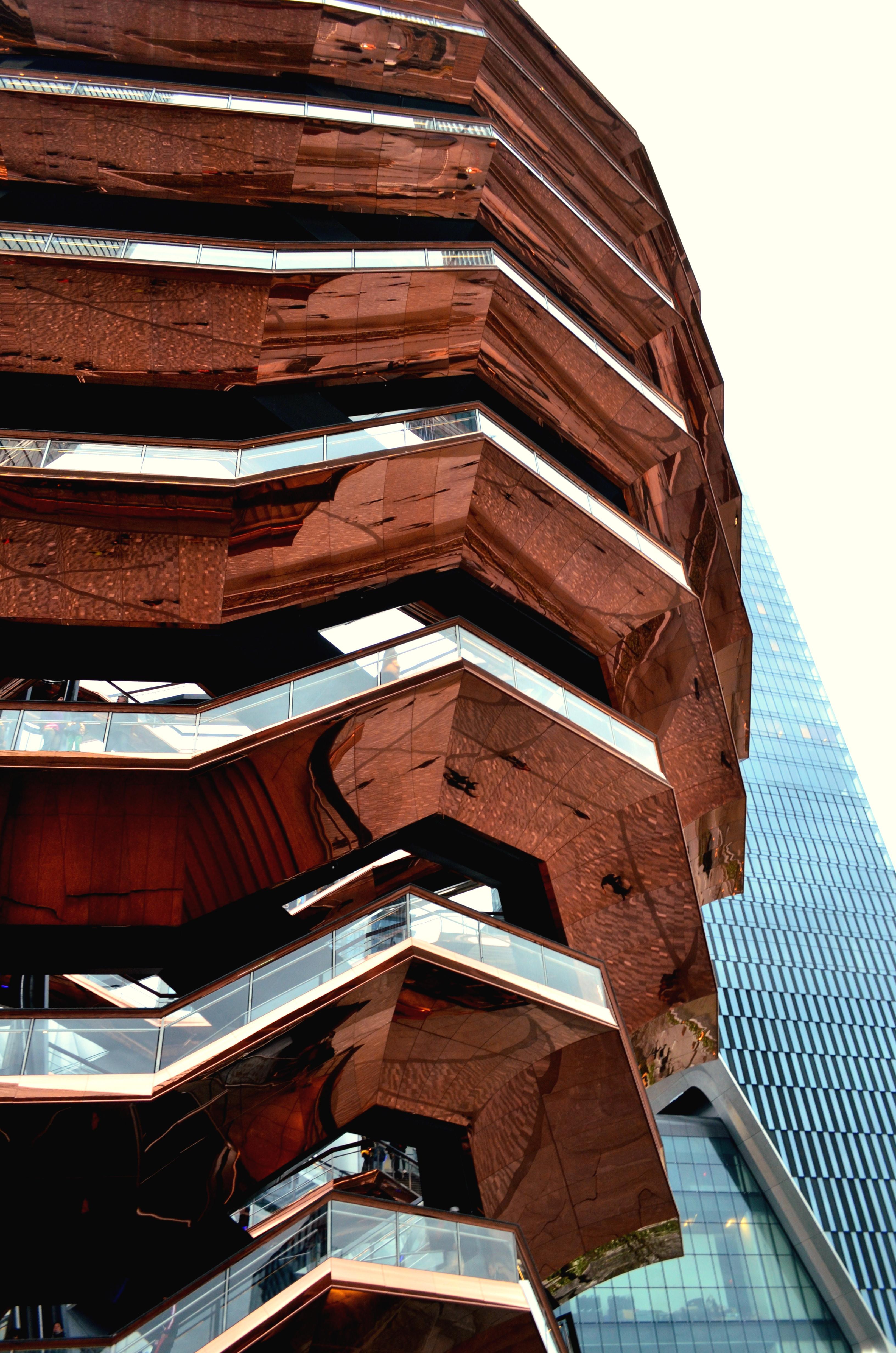 Midtown Hudson Yards, The Vessel & more