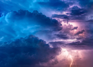 How to Keep A Calm Mind in A Storm