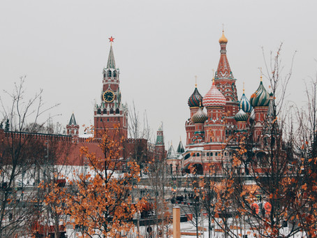 מוסקבה 7 מקומות שלא תרצו להחמיץ
