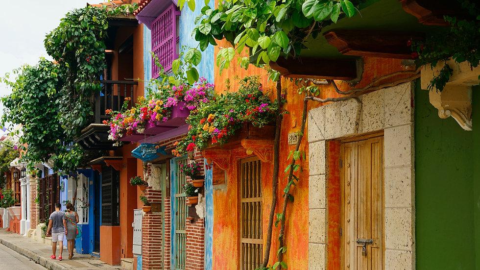 Internship in Colombia