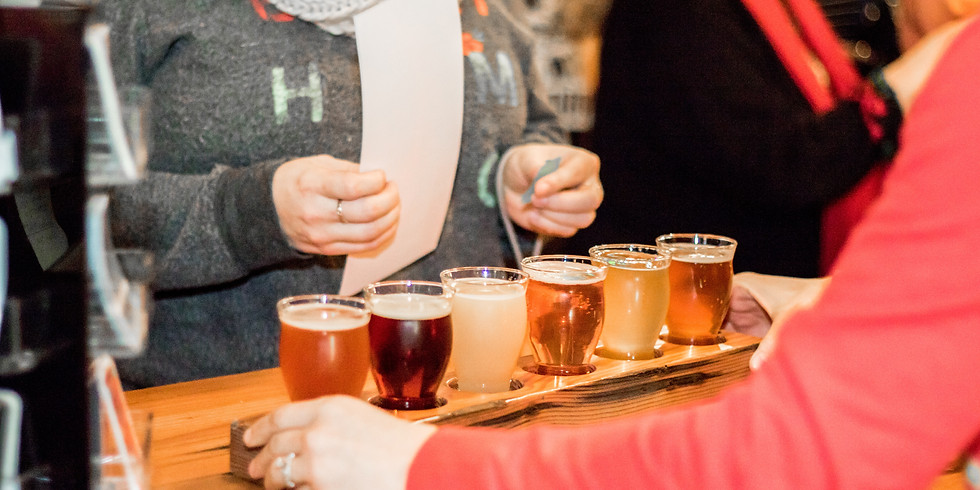 Left Field Brewery: Tour & Tasting Experience