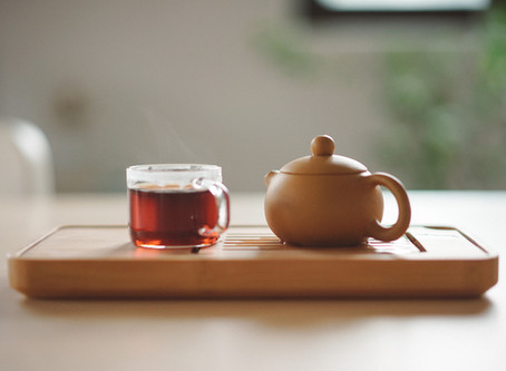 Herbal Tea to Boost Immunity, Stress-Resilience and Mood