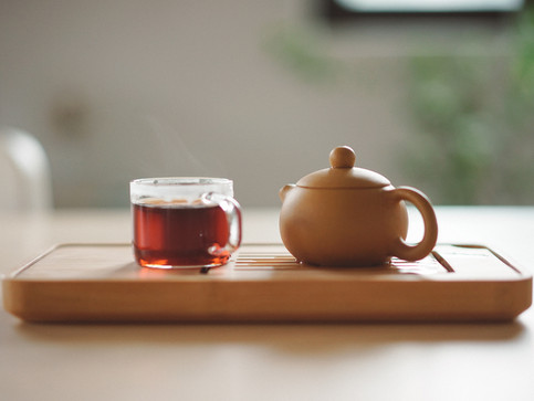 TEA MEDITATION--A MINDFULNESS PRACTICE