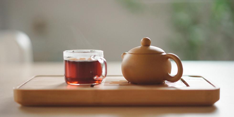 Oolong Tea Pairing Class