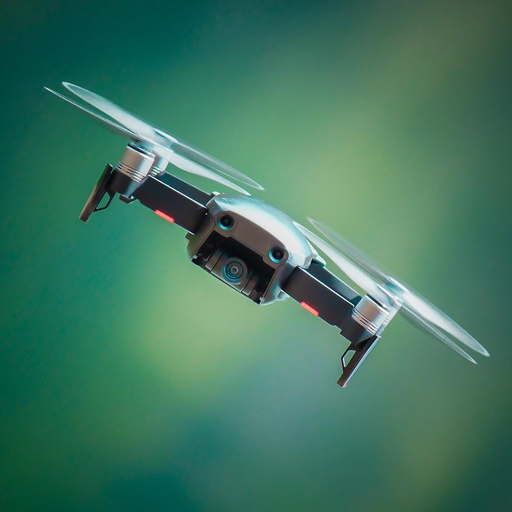 Drone actualité éco magazine, nettoyage par drone