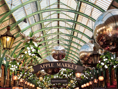 One Day Tour in London's Covent Garden