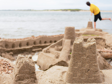 Our Castles are Made of Sand