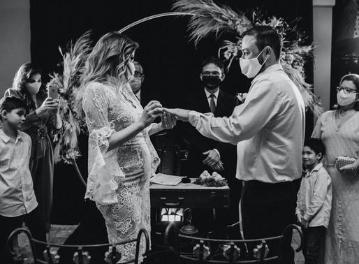 Fun Ways to Make Your Wedding Safe During a Pandemic