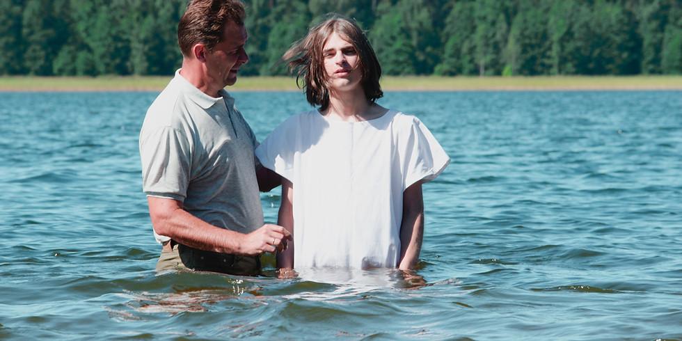 Baptism Service at Wheatley Beach