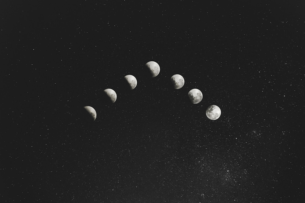 The phases of the moon correlate with our own life cycle and that is why many witches connect with the moon as many witches naturally connect with the phases of nature.