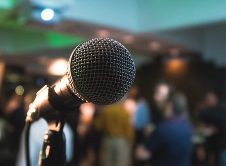 5 Ways to Reduce Anxiety during Public Speaking