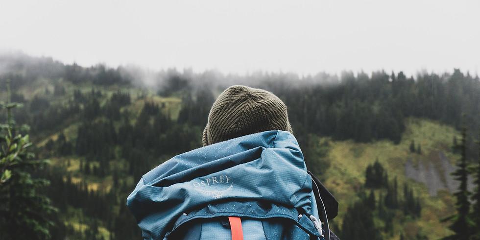 Reach Upward Backpacking Trip