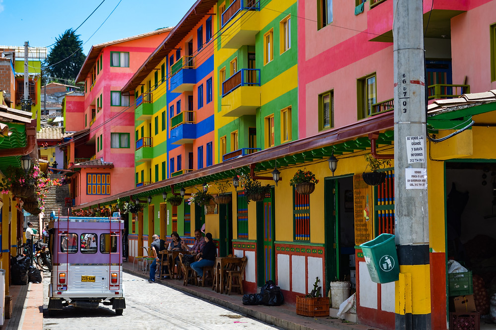 Travel Guide Colombia