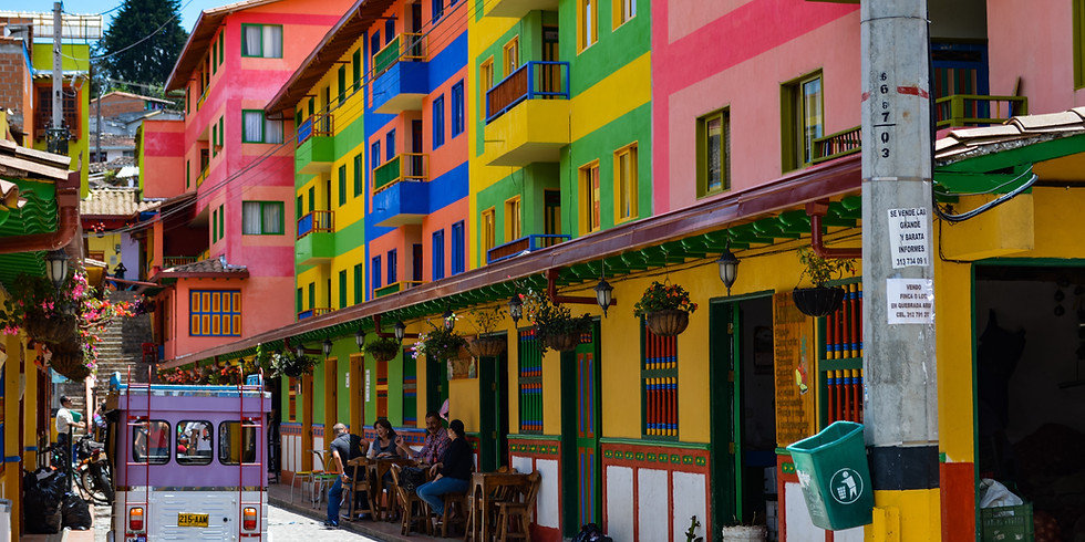 Culture and Cuisine - COLOMBIA