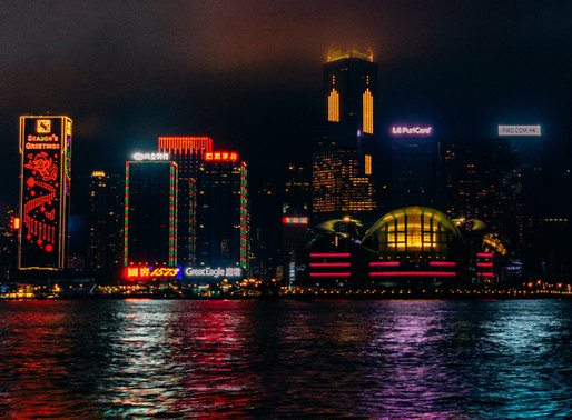 Symphony of Lights & Private charter (Peninsula Hotel)