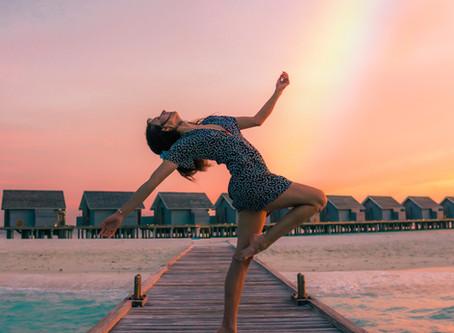 Conectar contigo bailando 💃🏻