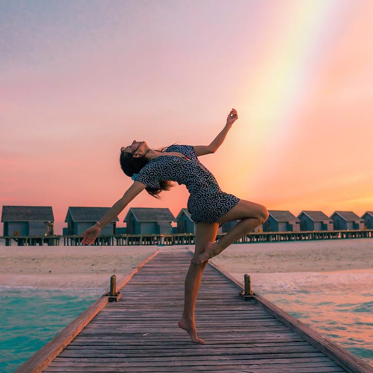 Nia dance method,1st-4th July