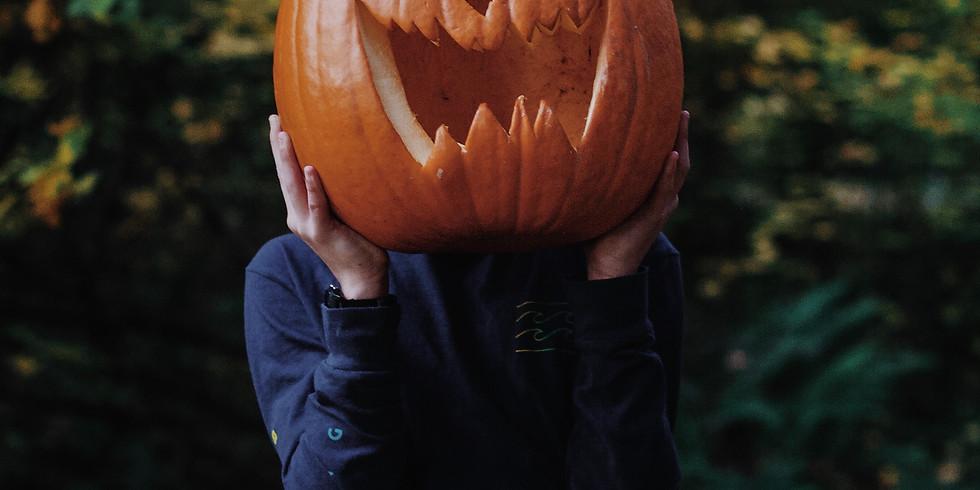 Kittywake Pumpkin Carving Cruise 31st at 1.30pm