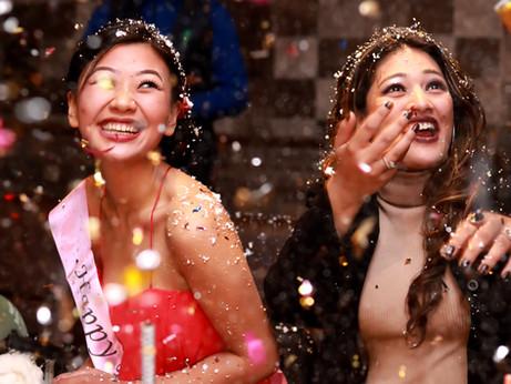 5 Hauptgründe einen professionellen Geburtstagsfotografen einzustellen!