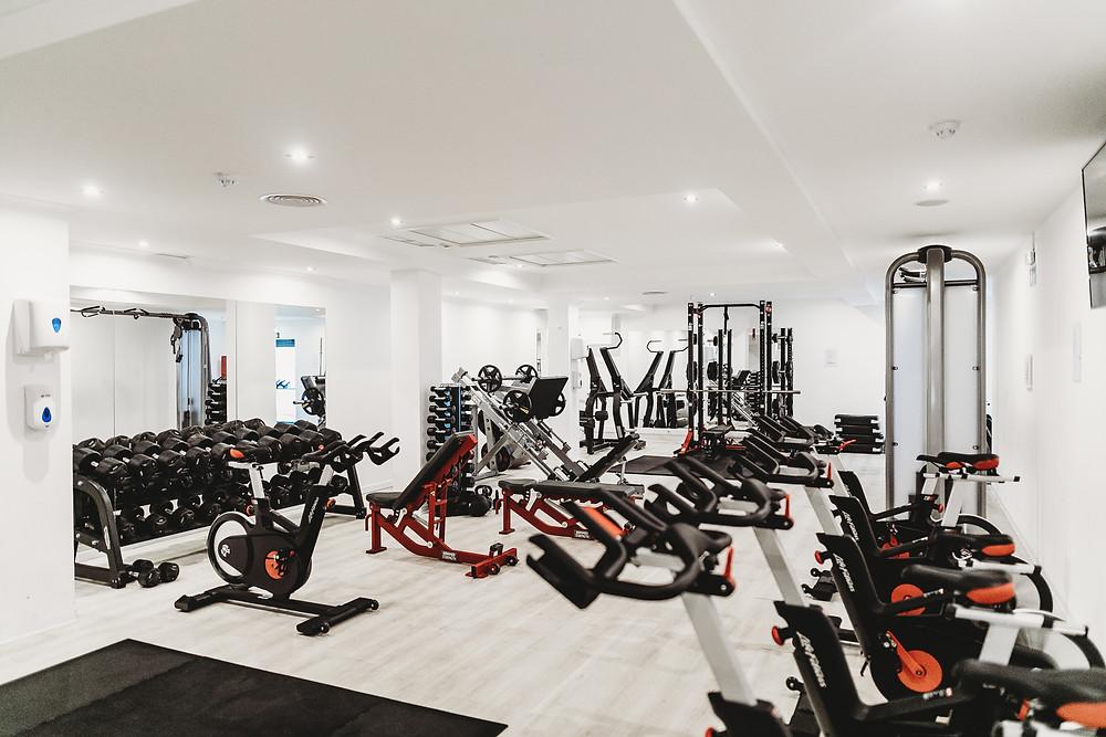 Small Private Fitness Studio