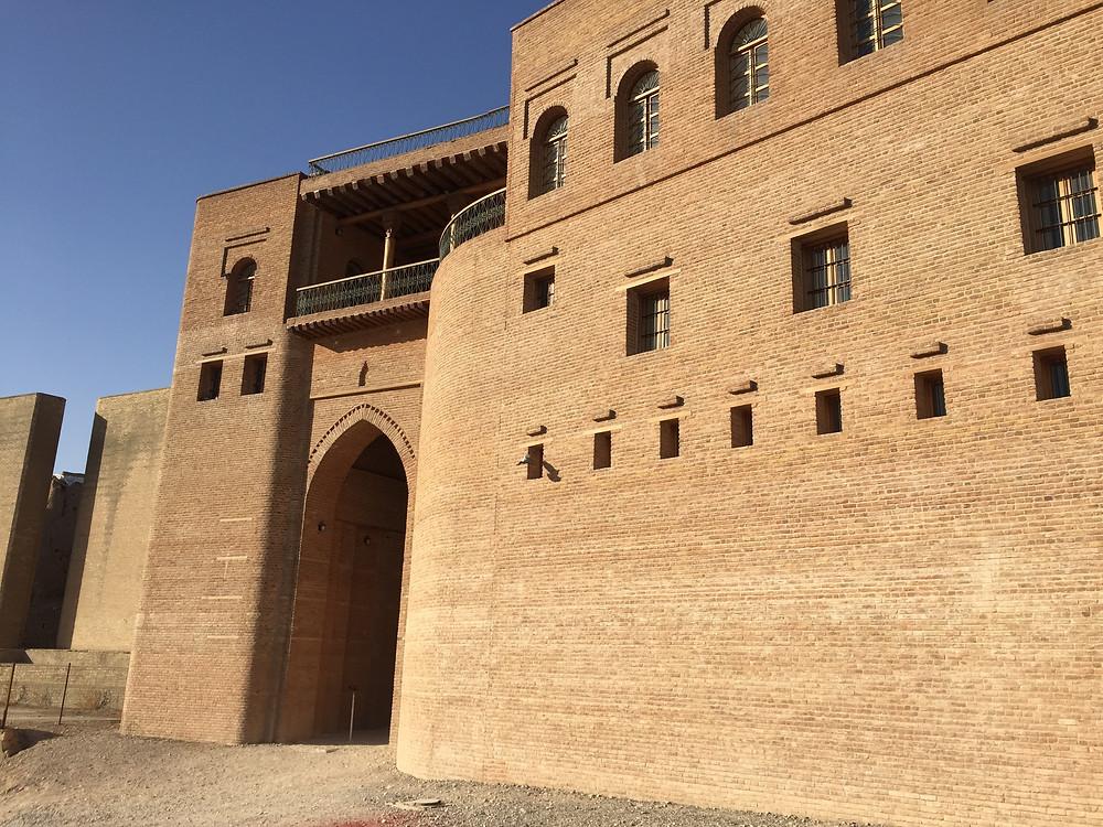 Erbil Citadel in Iraqi Kurdistan