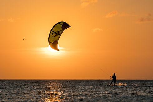 Kitesurf Safari Downwinder