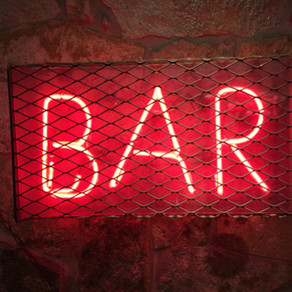 When I Say We Were at the Bar on Election Night by Lindsey A Pharr