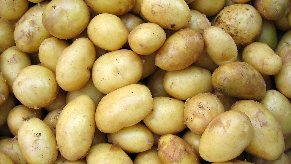 Lady Christl Kartoffeln