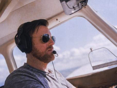 Relatório do FAA sobre óculos de sol para pilotos