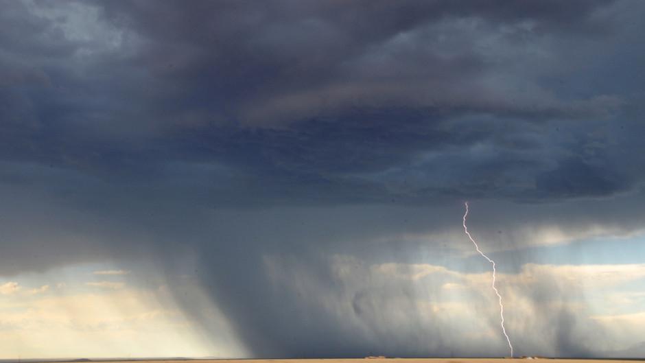 Arizona Summer Rain