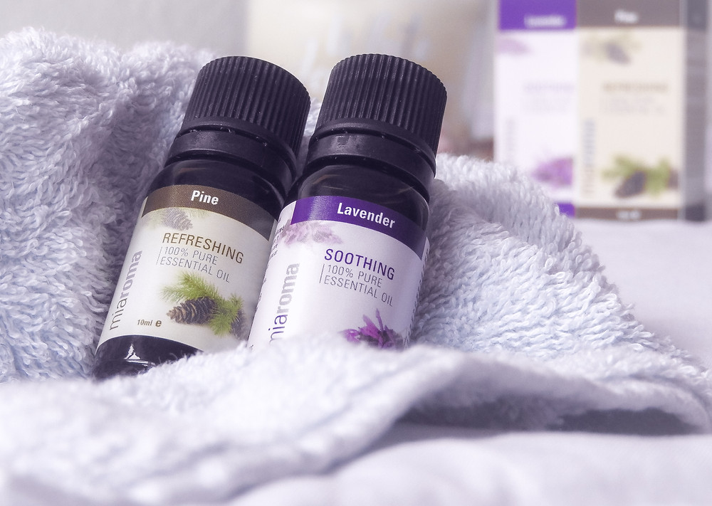 ESSENTIAL OIL CLEANING SERVICE