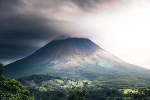 Région volcanique et péninsule de Nicoya