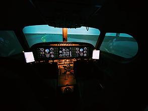 simulateur drone