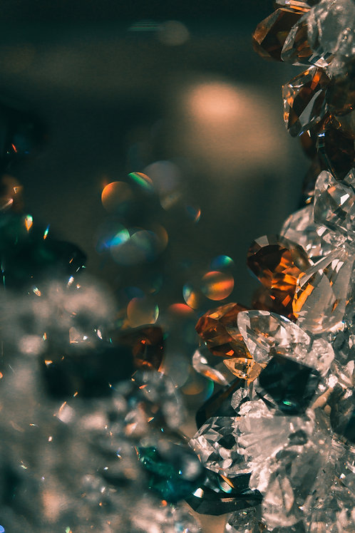 Cosmic Crystals Reiki - Etheric Crystal Creation to Universal Consciousness