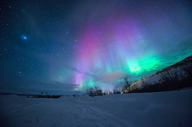 Northern Lights Finland, Norway & Iceland