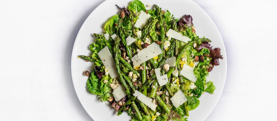 Asparagus many ways