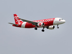 Flight test: AirAsia da Singapore a Bangkok