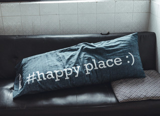 Writers, You're Not Alone, Here's a Pillow for Your Troubles