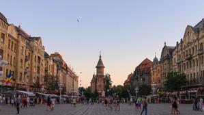 Mai multe străzi din Timișoara devin pietonale