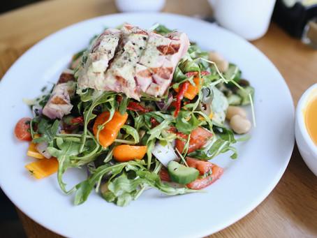 Dietas alternativas: libre de gluten y keto